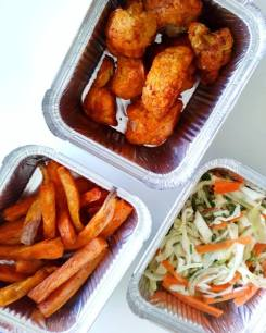 cauli meal