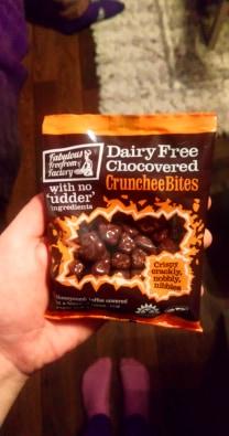 crunchee bites